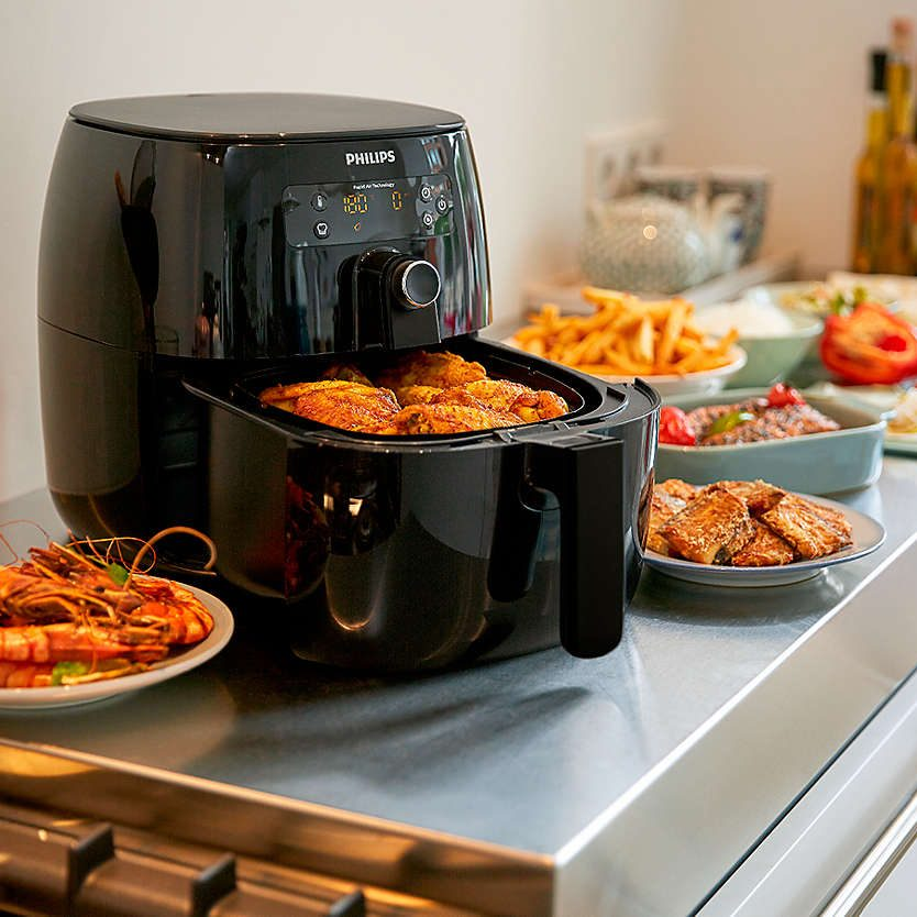 10 Surprising Things You Can Make In An Air Fryer… And 6