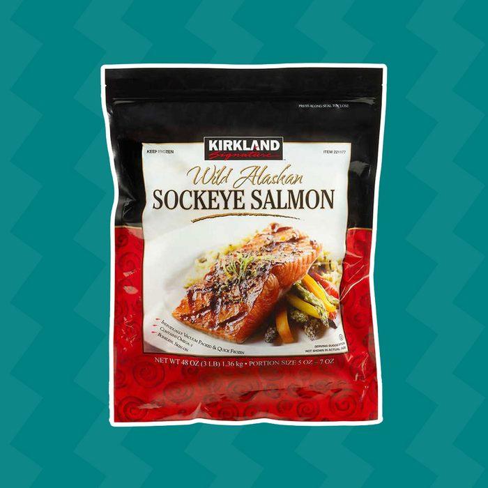 Kirkland Signature Wild Sockeye Salmon