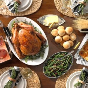 6 Things You Need for a Modern Country Thanksgiving Table