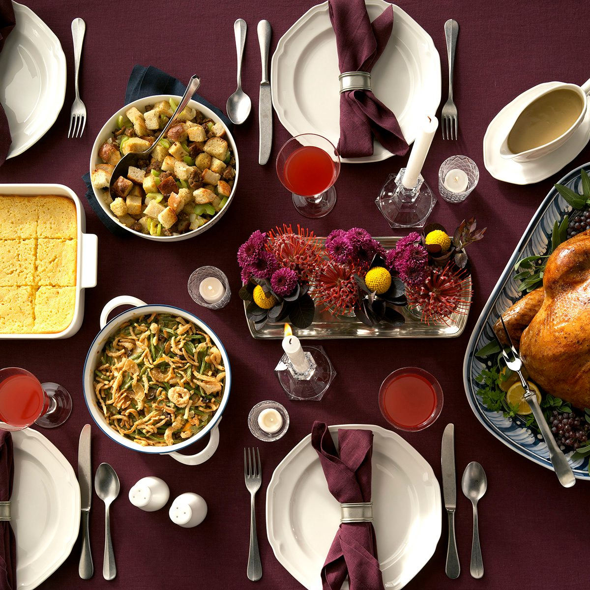 Traditional Thanksgiving Main Image