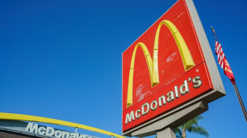 This Is the Only U.S. State Capital Without a Single McDonald's