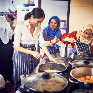Meghan Markle Is Supporting a Cookbook for the BEST Reason