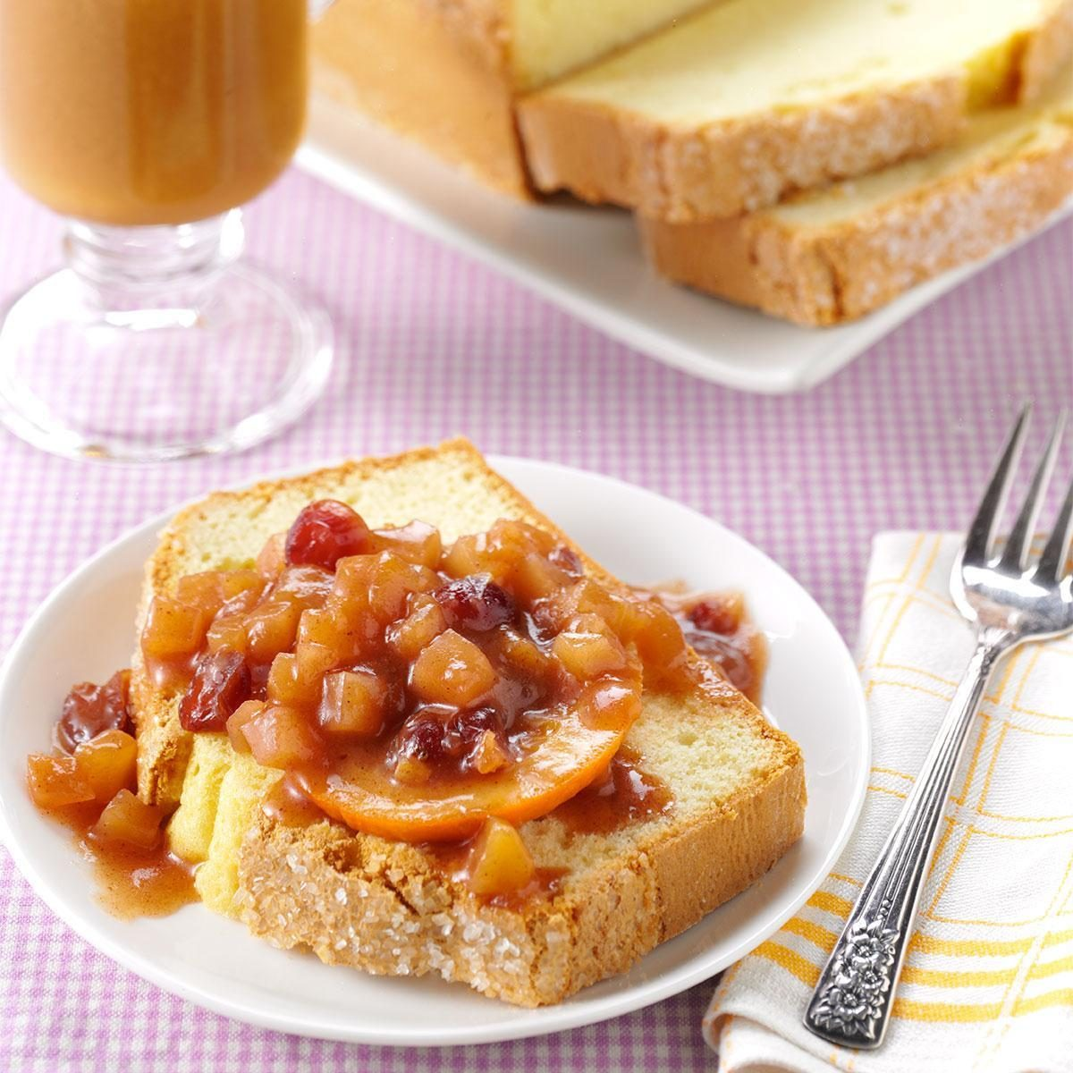 Pressure Cooker Apple-Pear Compote
