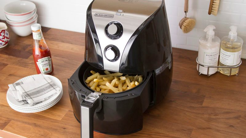 How To Clean An Air Fryer Taste Of Home
