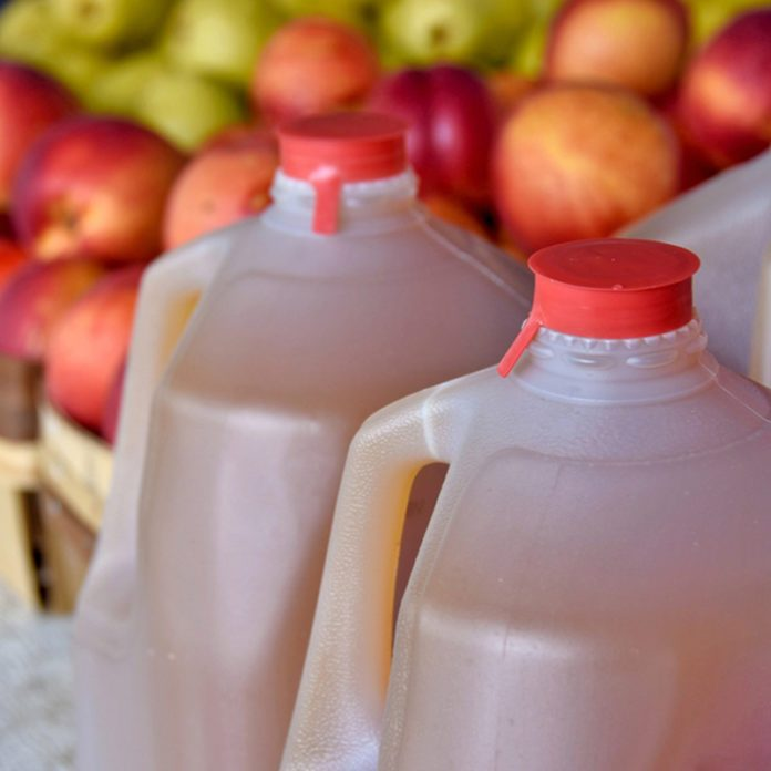 What's the Difference Between Apple Cider and Apple Juice?