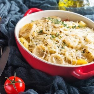 What's the Difference Between Au Gratin and Scalloped Potatoes?
