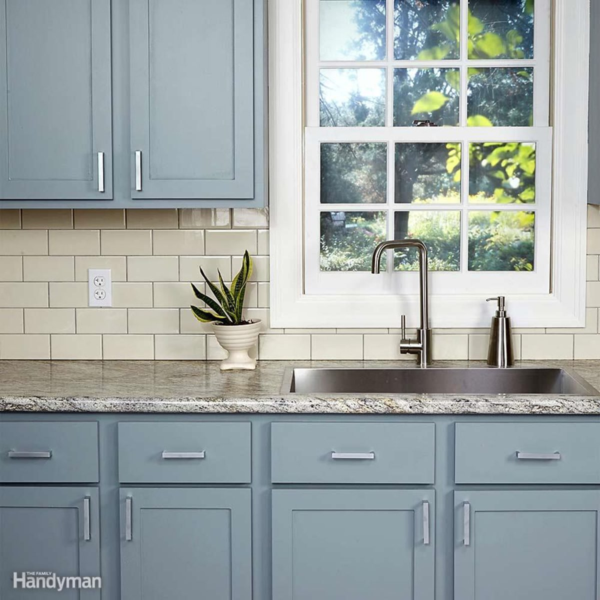 21 Surprising Tips on How to Paint Kitchen Cabinets | Taste of Home