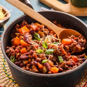 What Is Authentic Chili con Carne?