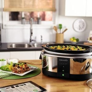 Crock-Pot Now Makes a Smart Slow Cooker, and We Are So Excited!