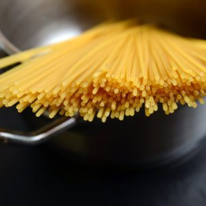 You've Probably Been Breaking Pasta Wrong This Whole Time