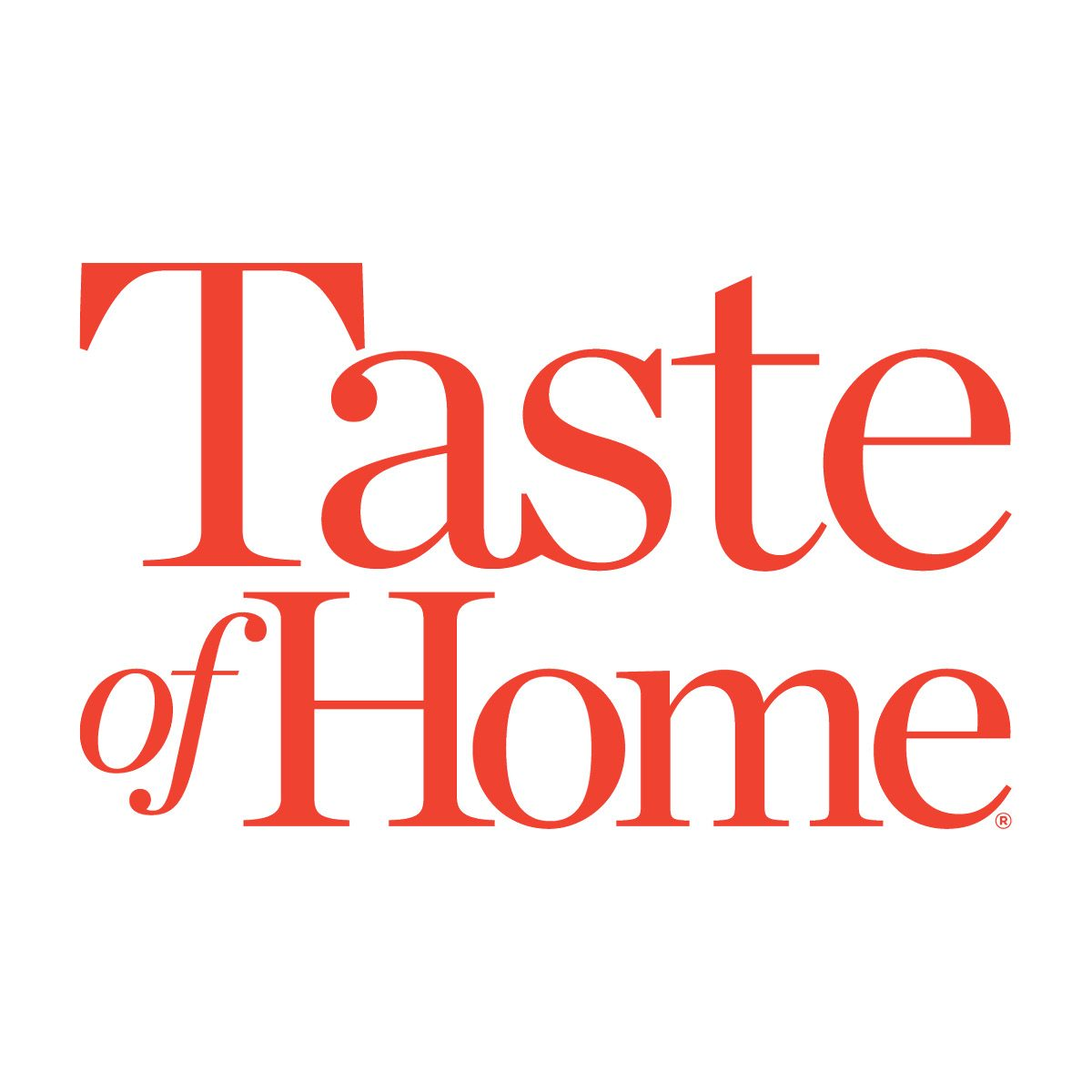 New Taste of Home Logo