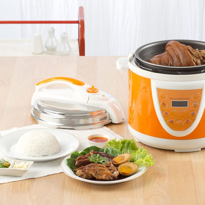 I Cooked Every Meal in My Instant Pot for a Week. Here's What I Learned.