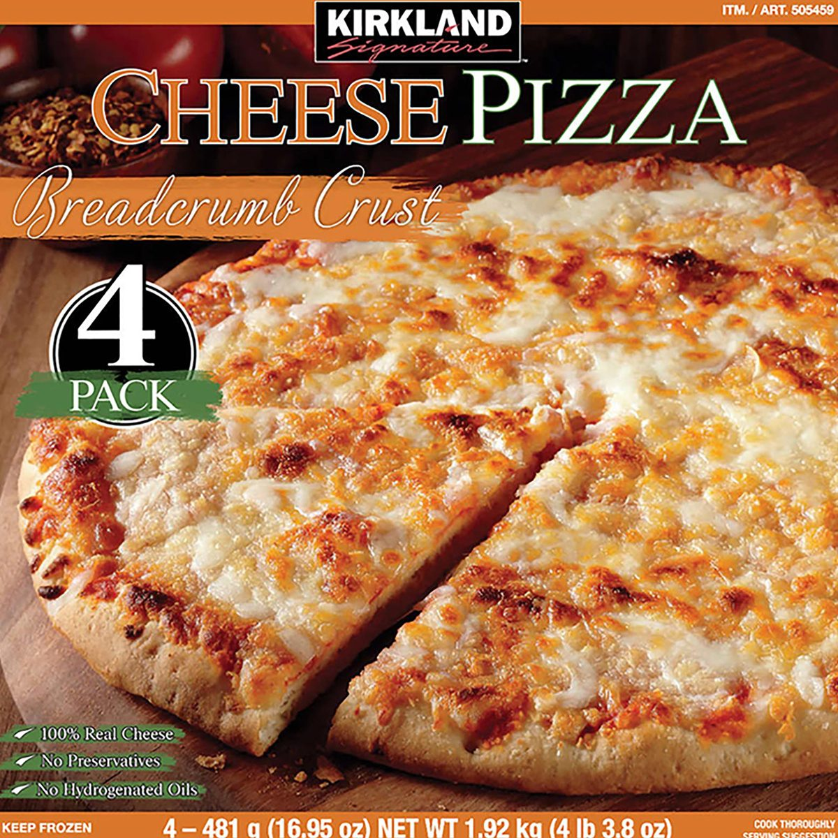 The Kitchen Four Cheese Pizza