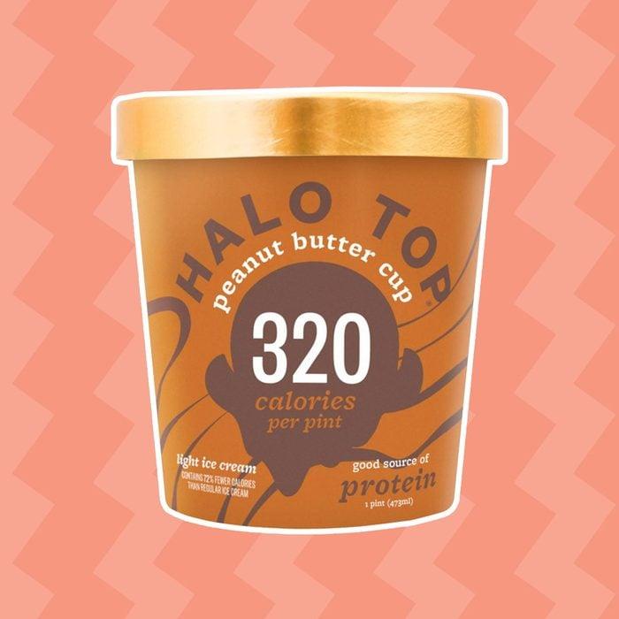 Halo Top Ice Cream 4-packs