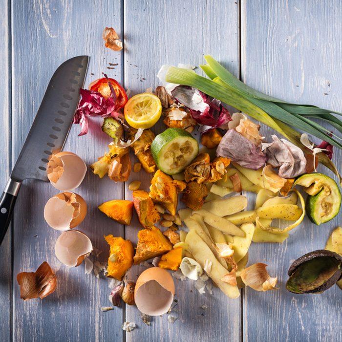 Organic leftovers