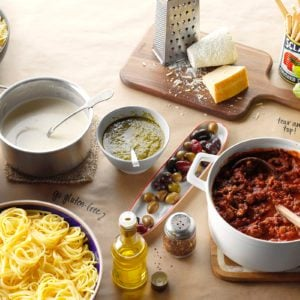 How to Throw a Delicious Pasta-Themed Party