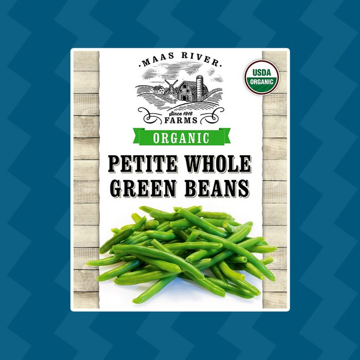 Maas River Petite Whole Green Beans