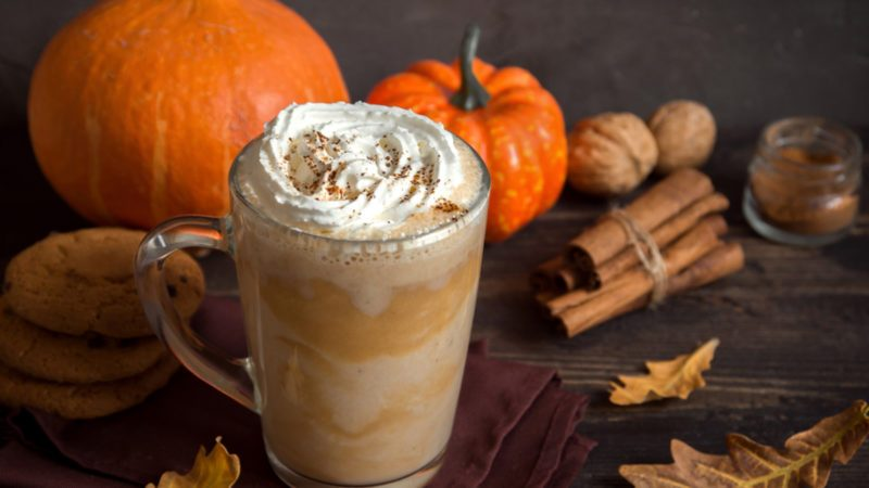 How To Make A Copycat Pumpkin E Latte At Home Taste Of