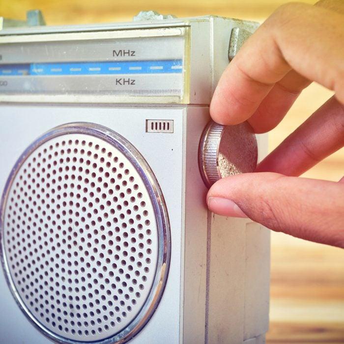 Hand Crank Radio stations
