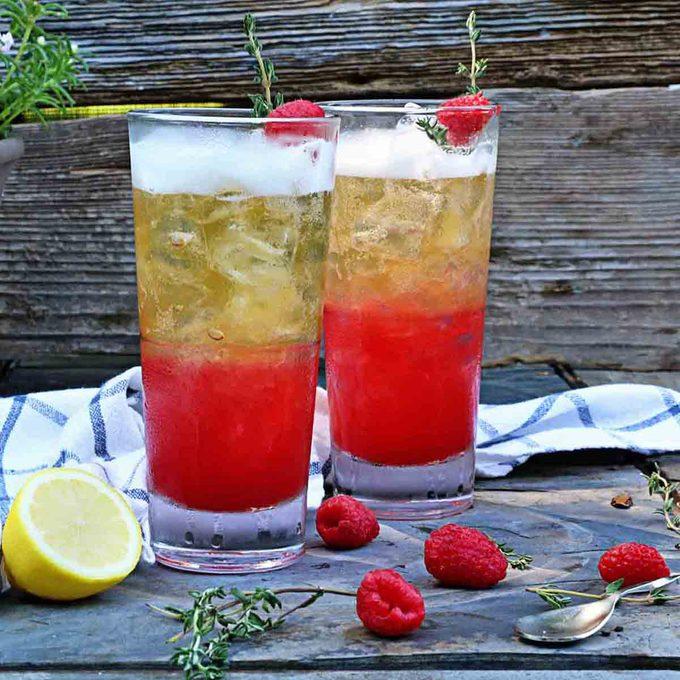 Raspberry wit