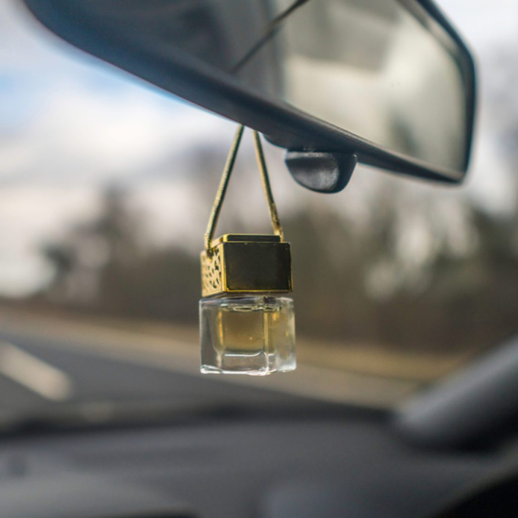 Car air freshener; Shutterstock ID 1117125749; Job (TFH, TOH, RD, BNB, CWM, CM): Taste of Home