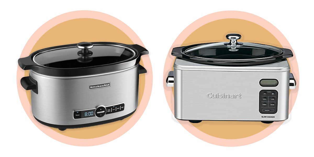 KitchenAid and CuisinArt Made our List for Best Slow Cookers