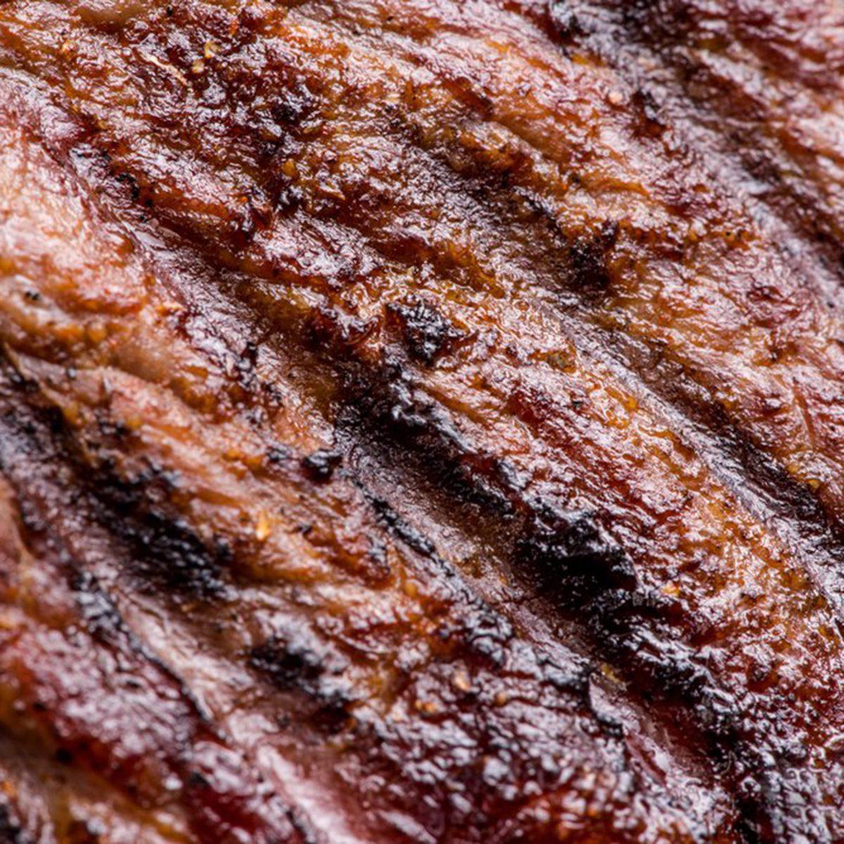Steak texture