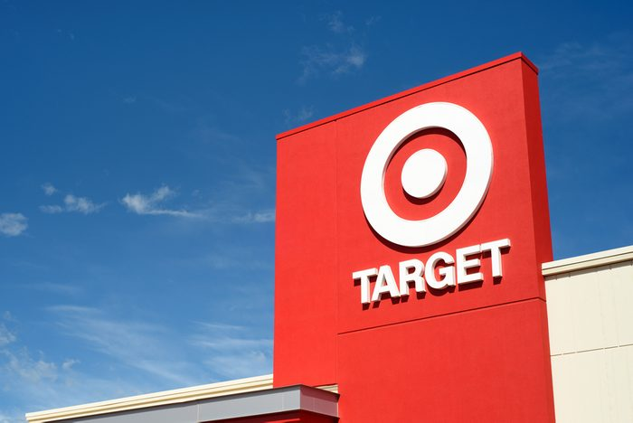 Target retail store located in the Hamilton Crossings shopping center in Lower Macungie Township, Pennsylvania on September 11, 2016.; Shutterstock ID 481641556; Job (TFH, TOH, RD, BNB, CWM, CM): TOH Target Archer Farms Meals
