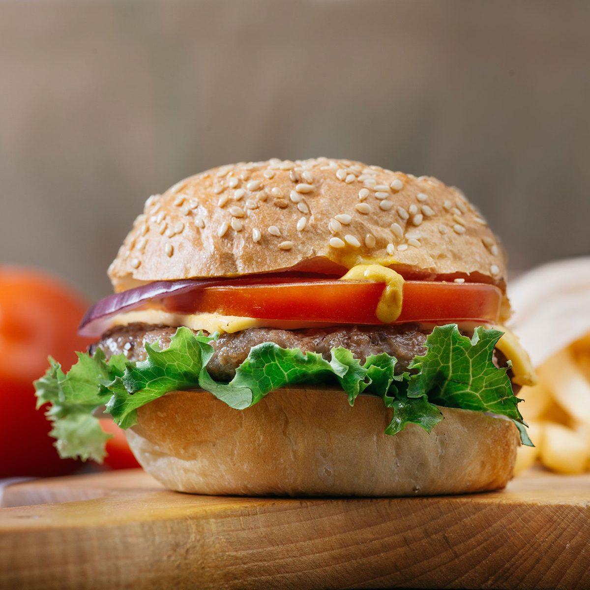 Best-seller burger