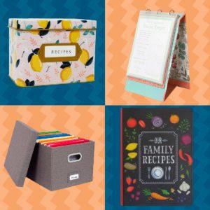 10 Cute (and Clever!) Recipe Organizer Ideas
