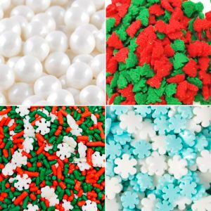 11 Christmas Sprinkles You Need in Your Holiday Baking Stash