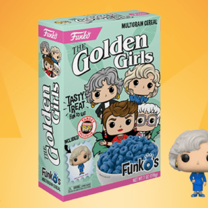 Golden Girls Cereal Is a Real Thing, and Available Now!