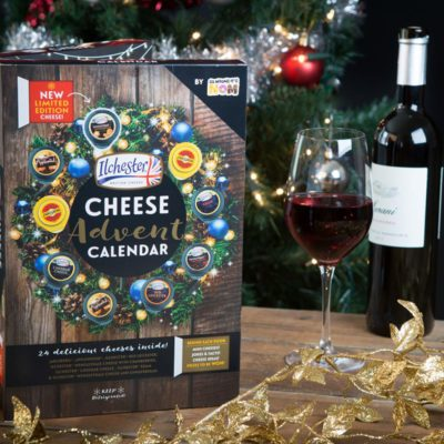 Target's Cheese Advent Calendar Has Arrived—and It's GLORIOUS