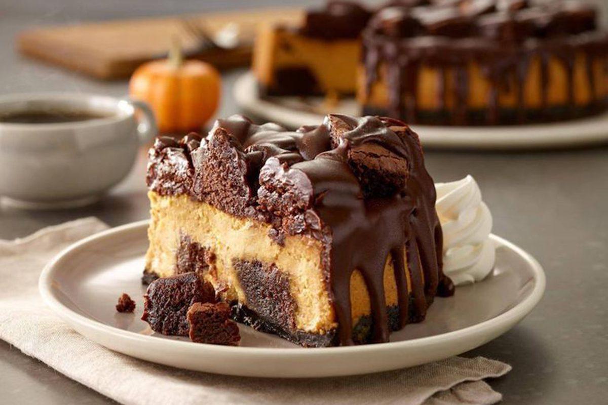 Olive Garden\'s Newest Dessert Is a Pumpkin Dream Come True | Taste ...