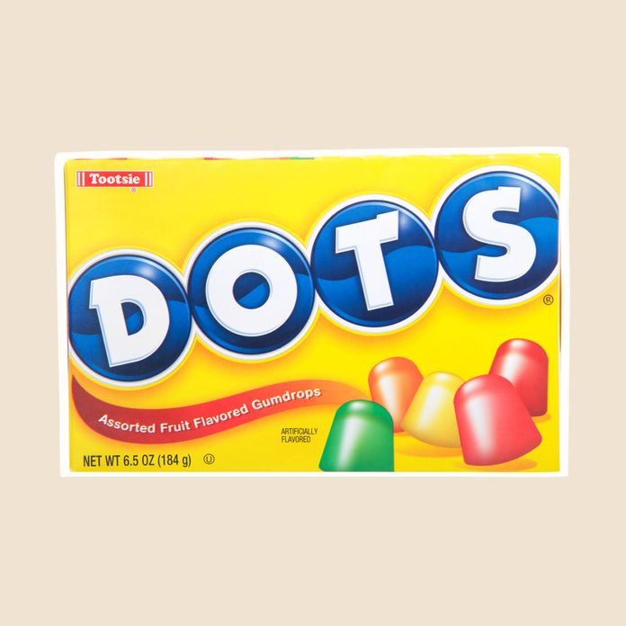 dots,candy