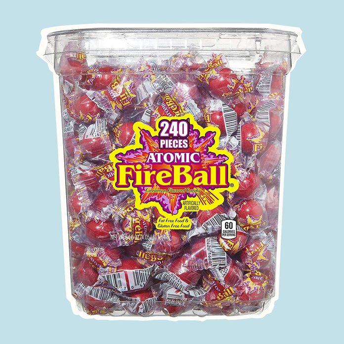fireball,candy