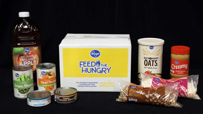 Feed the Hungry Box