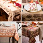 Find the Right Thanksgiving Tablecloth for Your Dinner