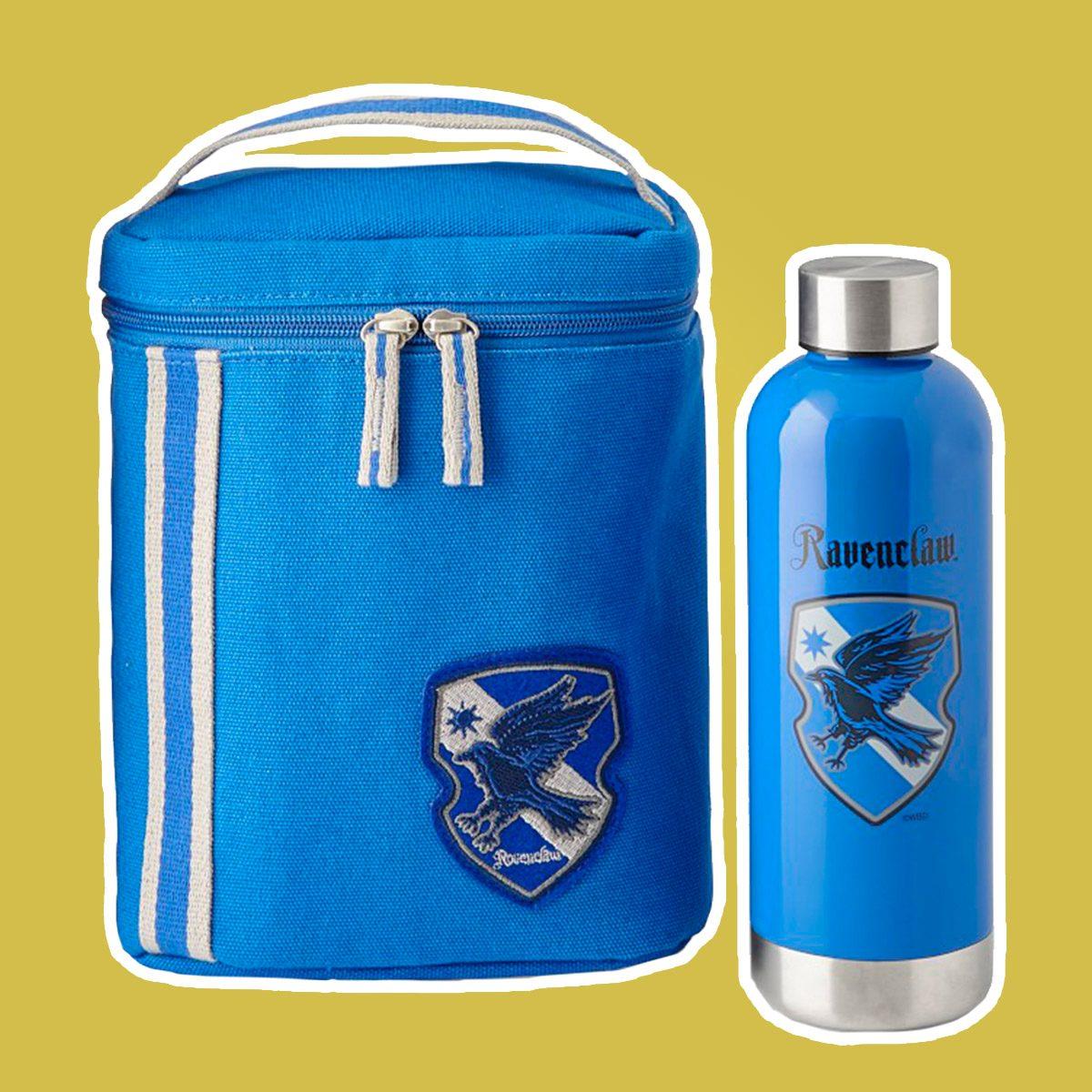 HARRY POTTER™ RAVENCLAW™ Lunch Bag & Water Bottle Set