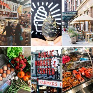 Iconic Indoor Food Markets Across America