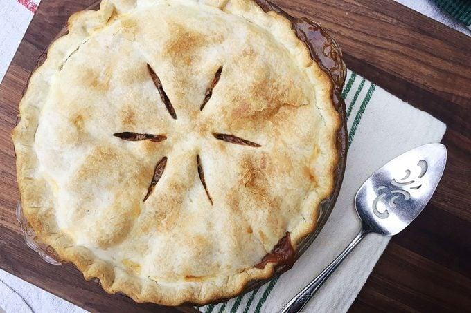Joanna's apple pie