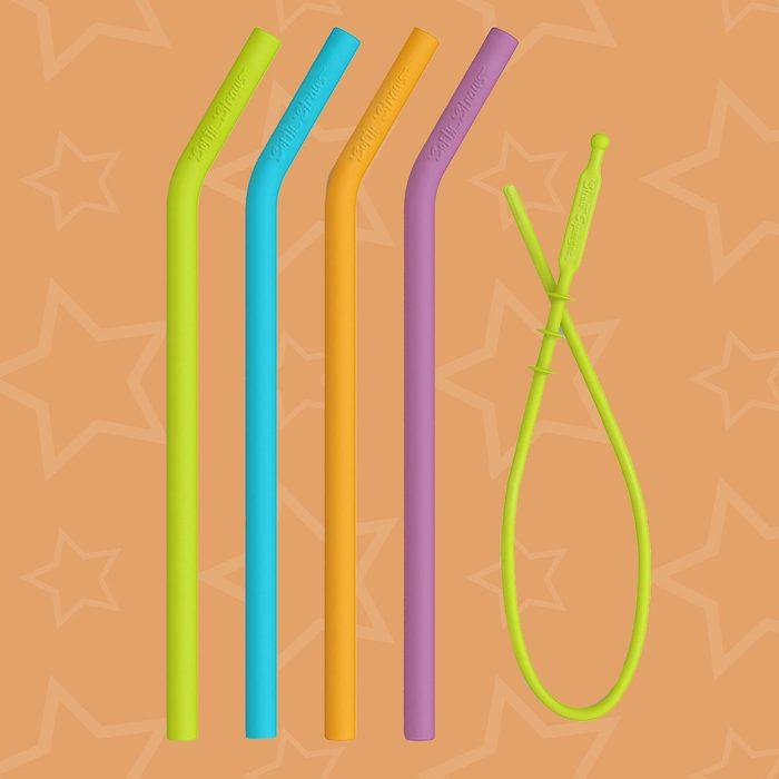 Jumbo straws