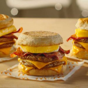 For The First Time In 5 Years, McDonald's Creates New Breakfast Sandwiches