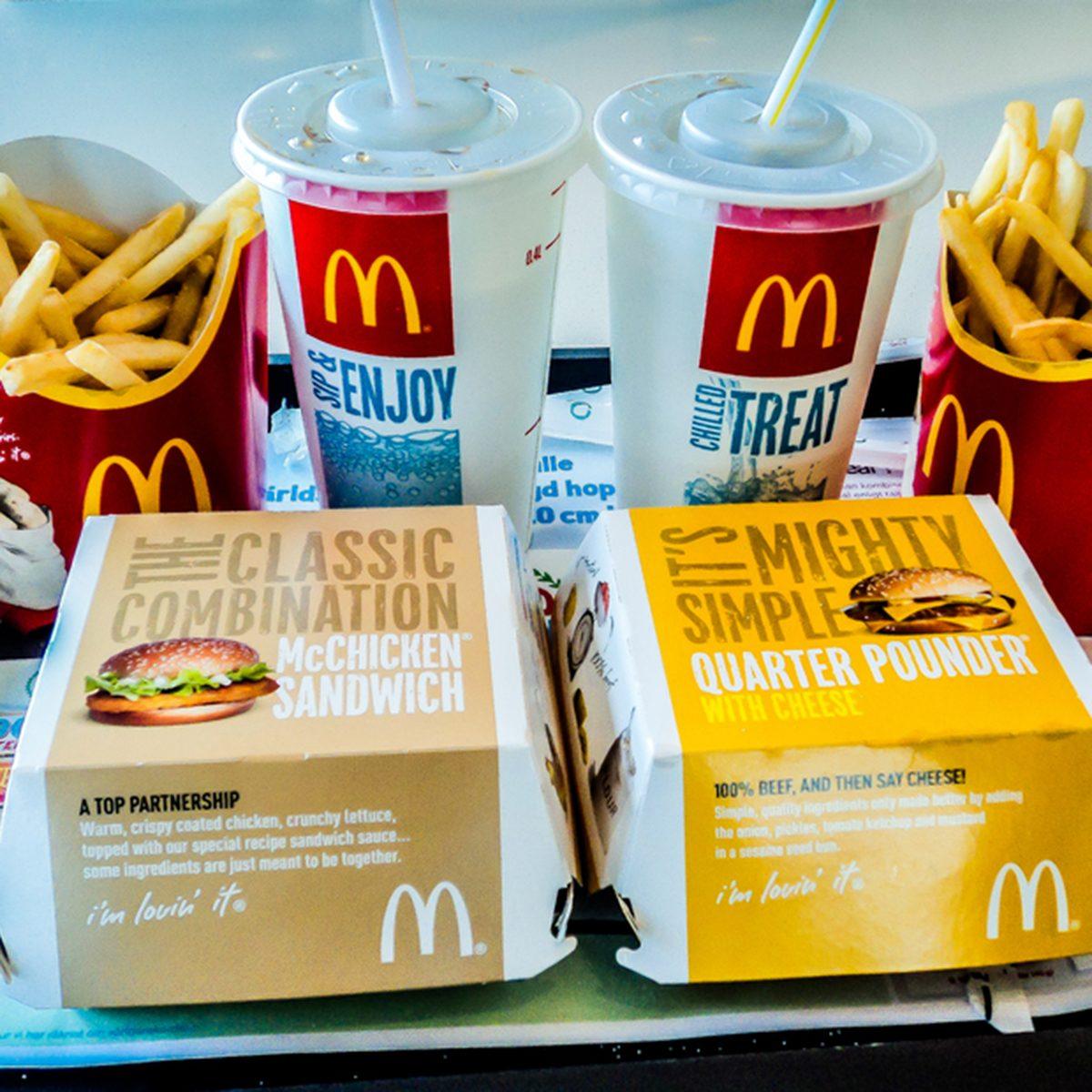Fast Food Restaurant Cash Flow