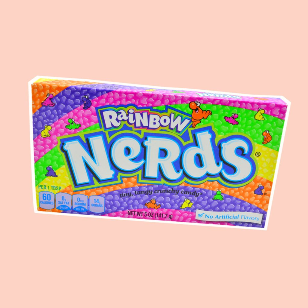 nerds,candy