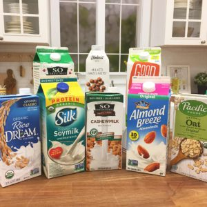 Our Definitive Ranking of Nondairy Milks