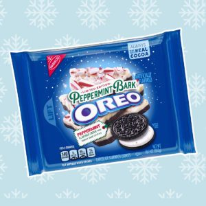 Peppermint Bark Oreos Are Coming for the Holidays, and We Couldn't Be Jollier