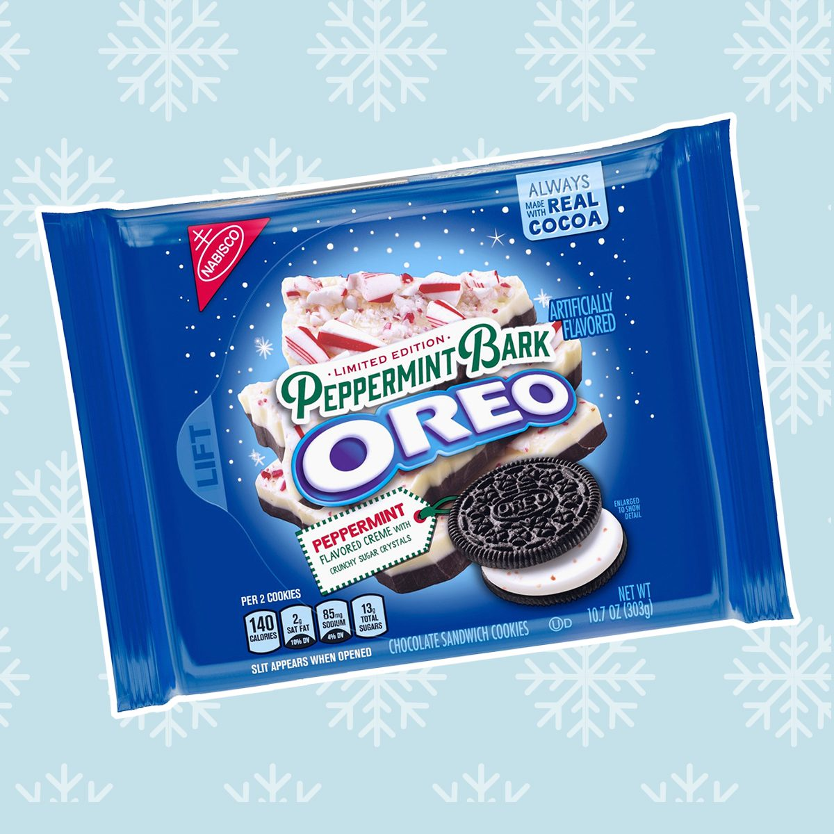 New Oreos Are Here For The Holidays Taste Of Home