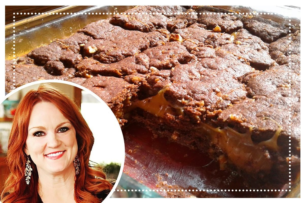 We Tried the Pioneer Woman's Famous Caramel Brownies