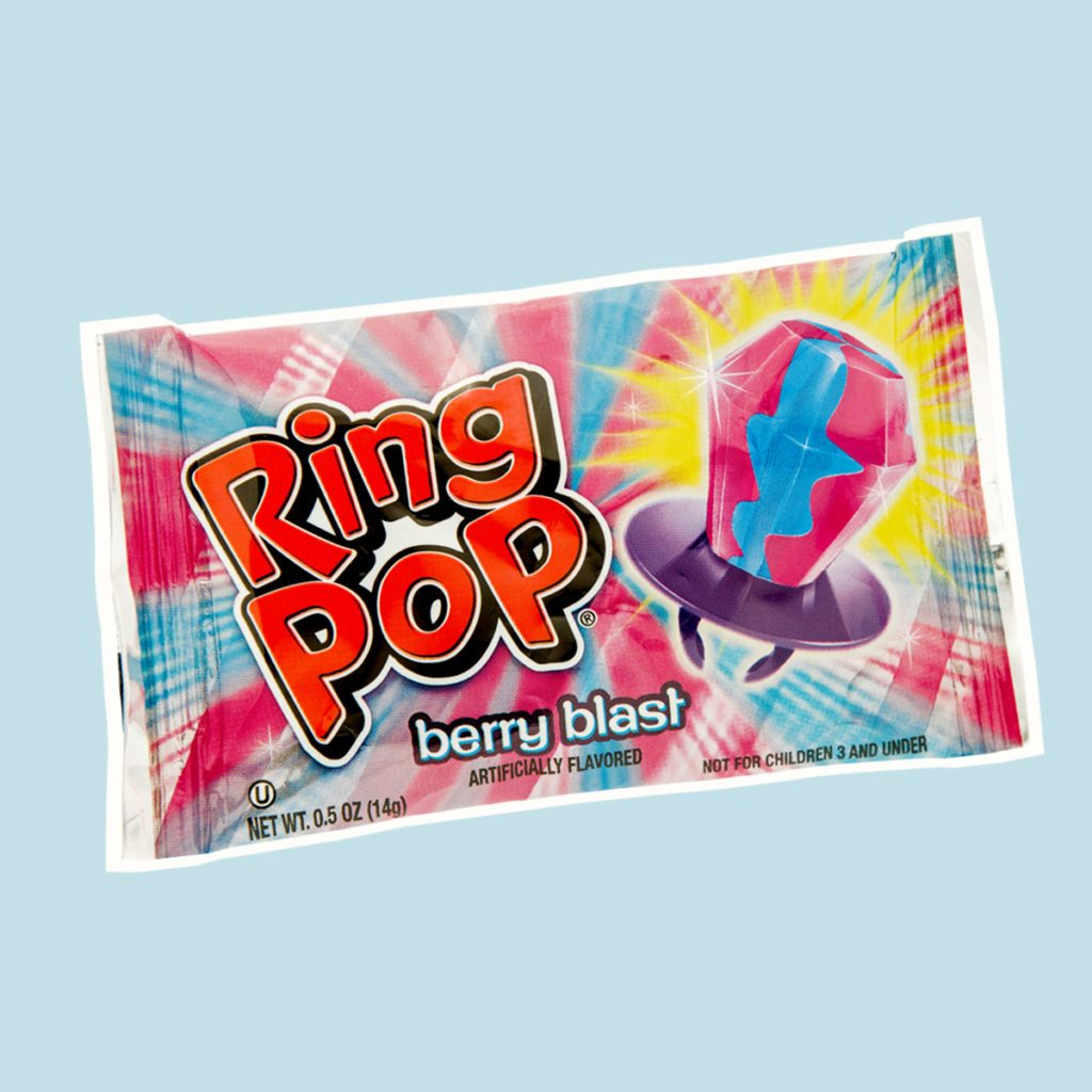 ring pop,candy
